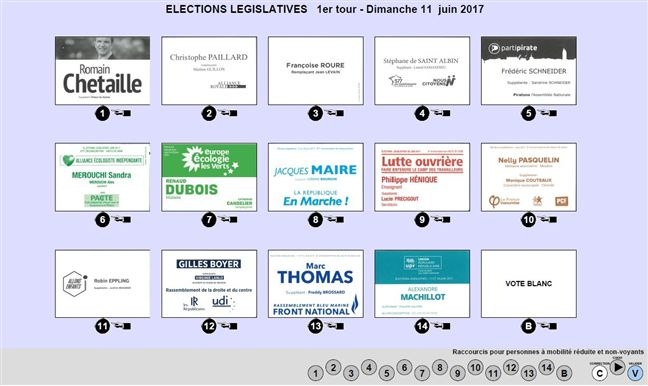 planche vote legislatives 2017 1er tour.